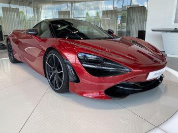 McLaren 720S V8 2dr SSG 4.0 Automatic Coupe