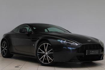 Aston Martin V8 Vantage SP10 S 2dr Sportshift Exterior Carbon Pack  4.7 Automatic 3 door Coupe