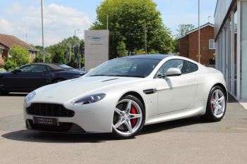 Aston Martin V8 Vantage Coupe 2dr [420] 4.7 3 door Coupe