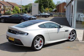 Aston Martin V8 Vantage Coupe 2dr [420] Latest Dash, 420BHP image 14 thumbnail