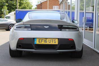 Aston Martin V8 Vantage Coupe 2dr [420] Latest Dash, 420BHP image 15 thumbnail