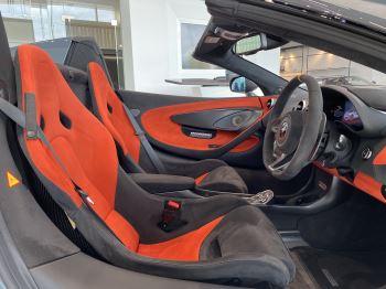McLaren 600LT Spider V8 2dr SSG image 24 thumbnail