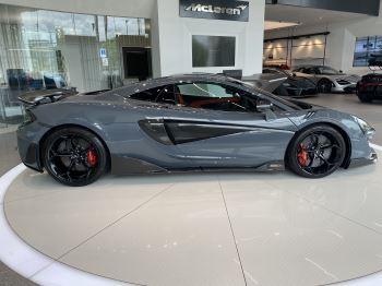 McLaren 600LT Spider V8 2dr SSG image 9 thumbnail