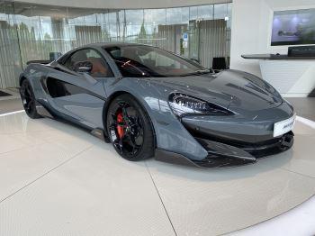 McLaren 600LT Spider V8 2dr SSG image 21 thumbnail