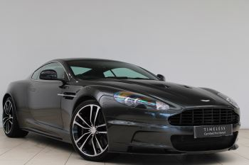 Aston Martin DBS V12 CARBON EDITION 2dr Touchtronic 5.9 Automatic Coupe