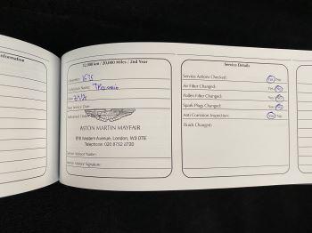 Aston Martin V12 Vantage AMR 6.0 V12 600BHP Manual 1 of 100.     1 Owner From New, Full Aston Martin History. image 37 thumbnail