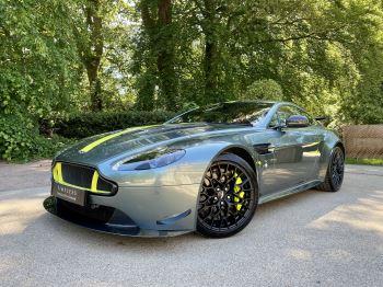 Aston Martin V12 Vantage AMR 6.0 V12 600BHP Manual 1 of 100.     1 Owner From New, Full Aston Martin History. image 3 thumbnail