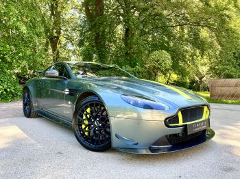 Aston Martin V12 Vantage AMR 6.0 V12 600BHP Manual 1 of 100.     1 Owner From New, Full Aston Martin History. 5.9 3 door Coupe