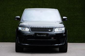 Land Rover Range Rover Sport 5.0 V8 S/C SVR 5dr image 2 thumbnail