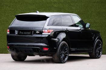 Land Rover Range Rover Sport 5.0 V8 S/C SVR 5dr image 6 thumbnail