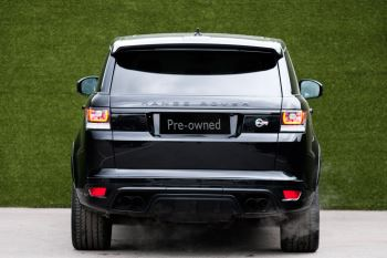 Land Rover Range Rover Sport 5.0 V8 S/C SVR 5dr image 7 thumbnail