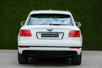Bentley Bentayga 4.0 V8 5dr - Mulliner Driving Specification with 22 Inch Five Spoke Direction Alloys  image 4 thumbnail