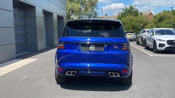 Land Rover Range Rover Sport 5.0 P575 S/C SVR image 6 thumbnail