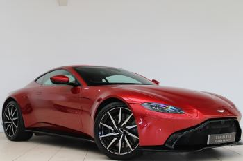 Aston Martin New Vantage 2dr ZF 8 Speed 4.0 Automatic 3 door Coupe