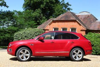 Bentley Bentayga 6.0 W12 - Sunshine, Touring, Accessories Specifications Automatic 5 door Estate