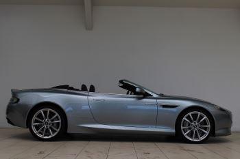 Aston Martin DB9 V12 GT 2dr Volante Skyfall Silver image 2 thumbnail
