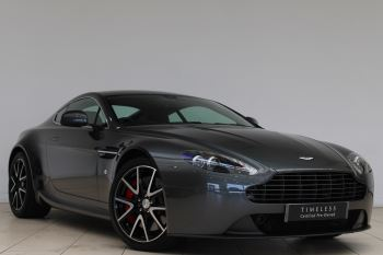 Aston Martin V8 Vantage Coupe 2dr Sportshift [420] 4.7 Automatic 3 door Coupe