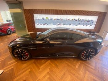 Aston Martin Vanquish V12 [568] 2+2 2dr Touchtronic 8 speed Carbon 17 Model Year Apple Car Play  image 17 thumbnail