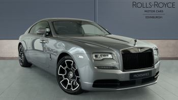 Rolls-Royce Black Badge Wraith V12 6.6 Automatic 2 door Coupe