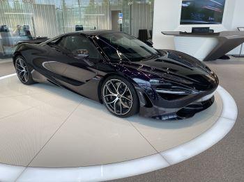 McLaren 720S Spider V8 2dr SSG 4.0 Automatic Convertible image
