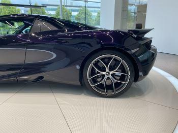 McLaren 720S Spider V8 2dr SSG  MSO PAINT SPOORTS EXHAUST SUPERB VALUE image 4 thumbnail