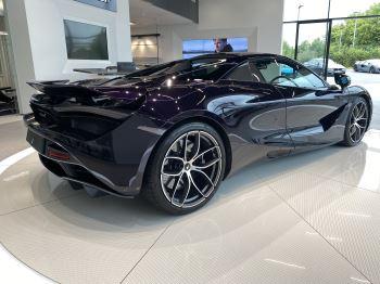 McLaren 720S Spider V8 2dr SSG  MSO PAINT SPOORTS EXHAUST SUPERB VALUE image 5 thumbnail