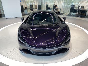 McLaren 720S Spider V8 2dr SSG  MSO PAINT SPOORTS EXHAUST SUPERB VALUE image 9 thumbnail