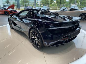 McLaren 720S Spider V8 2dr SSG  MSO PAINT SPOORTS EXHAUST SUPERB VALUE image 15 thumbnail