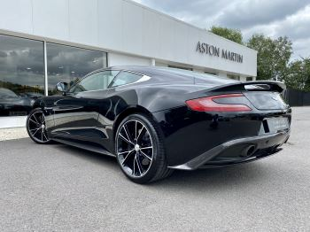 Aston Martin Vanquish V12 [568] 2+2 2dr Touchtronic 3 8 Speed, 2 Owners From New, Onyx Black, Bang And Olufsen. image 5 thumbnail