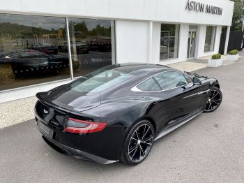 Aston Martin Vanquish V12 [568] 2+2 2dr Touchtronic 3 8 Speed, 2 Owners From New, Onyx Black, Bang And Olufsen. image 9 thumbnail