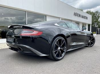 Aston Martin Vanquish V12 [568] 2+2 2dr Touchtronic 3 8 Speed, 2 Owners From New, Onyx Black, Bang And Olufsen. image 7 thumbnail