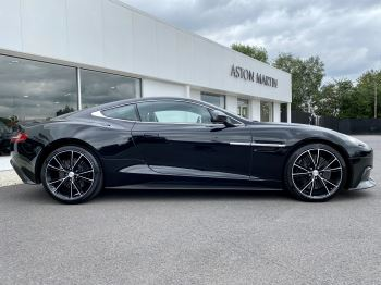 Aston Martin Vanquish V12 [568] 2+2 2dr Touchtronic 3 8 Speed, 2 Owners From New, Onyx Black, Bang And Olufsen. image 8 thumbnail