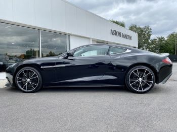 Aston Martin Vanquish V12 [568] 2+2 2dr Touchtronic 3 8 Speed, 2 Owners From New, Onyx Black, Bang And Olufsen. image 4 thumbnail