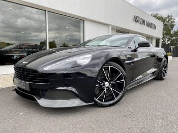 Aston Martin Vanquish V12 [568] 2+2 2dr Touchtronic 3 8 Speed, 2 Owners From New, Onyx Black, Bang And Olufsen. image 3 thumbnail