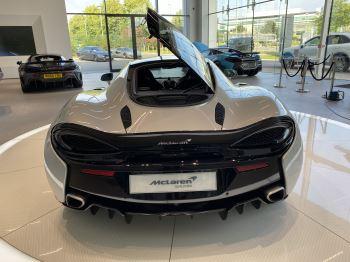 McLaren 570GT V8 2dr SSG RARE MSO BLACK PACK image 21 thumbnail