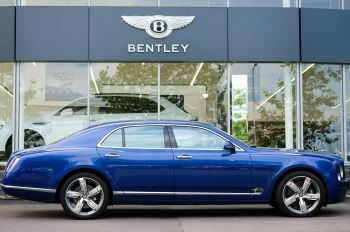 Bentley Mulsanne Speed 6.8 V8 Speed - Speed Premier and Entertainment Specification image 3 thumbnail