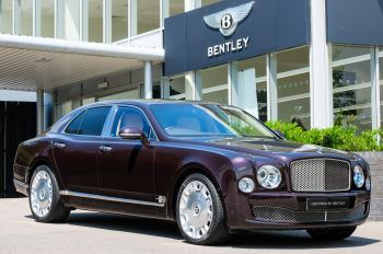 Bentley Mulsanne 6.8 V8 - Comfort, Entertainment and Premier Specification Automatic 4 door Saloon