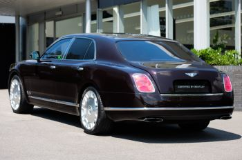 Bentley Mulsanne 6.8 V8 - Comfort, Entertainment and Premier Specification image 5 thumbnail