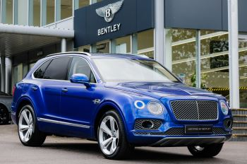 Bentley Bentayga 6.0 W12 - Touring, Accessories and Sunshine Specification Automatic 5 door Estate