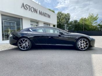 Aston Martin Rapide S V12 [552] 4dr Touchtronic III 8 Spd, Onyx Black And Obsidian Black Leather, Rear Seat Entertainment. image 8 thumbnail