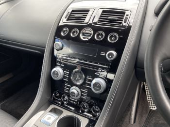 Aston Martin Rapide S V12 [552] 4dr Touchtronic III 8 Spd, Onyx Black And Obsidian Black Leather, Rear Seat Entertainment. image 23 thumbnail