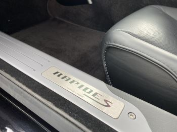 Aston Martin Rapide S V12 [552] 4dr Touchtronic III 8 Spd, Onyx Black And Obsidian Black Leather, Rear Seat Entertainment. image 24 thumbnail