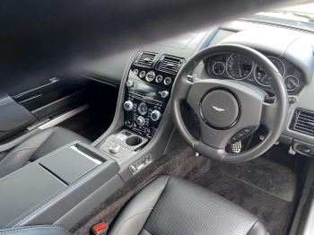 Aston Martin Rapide S V12 [552] 4dr Touchtronic III 8 Spd, Onyx Black And Obsidian Black Leather, Rear Seat Entertainment. image 17 thumbnail