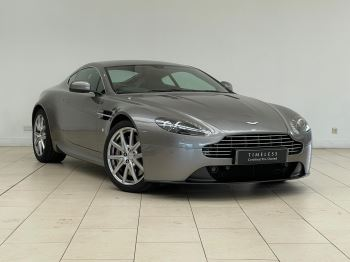 Aston Martin V8 Vantage Coupe 2dr Sportshift [420] Tungsten heated sports seats 4.7 Automatic 3 door Coupe