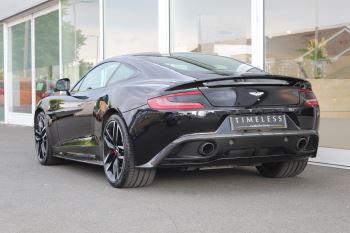 Aston Martin Vanquish V12 [568] 2+2 2dr Touchtronic  Carbon Black Edition  image 11 thumbnail