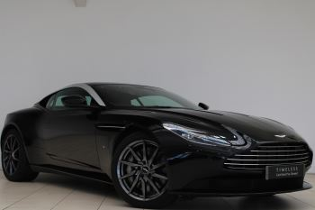 Aston Martin DB11 V12 B&O Black Pack 5.2 Automatic 2 door Coupe