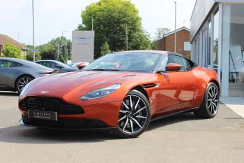 Aston Martin DB11 V12 2dr Touchtronic  Rare Launch Edition, 1 Owner  5.2 Automatic Coupe