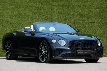 Bentley Continental GTC 6.0 W12 - Mulliner Driving Specification and Centenary Specification image 1 thumbnail