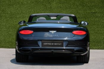 Bentley Continental GTC 6.0 W12 - Mulliner Driving Specification and Centenary Specification image 4 thumbnail
