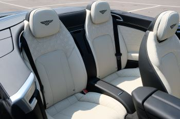 Bentley Continental GTC 6.0 W12 - Mulliner Driving Specification and Centenary Specification image 12 thumbnail